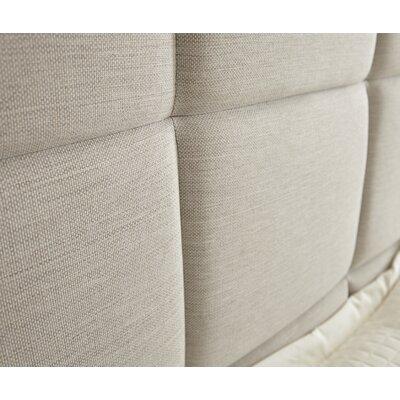 Abigail Upholstered Platform Bed Size: Queen