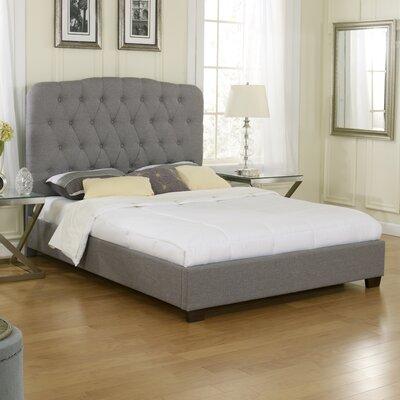 Aubree Upholstered Platform Bed Size: Full