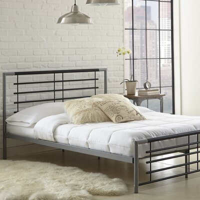 Kingston Platform Bed Size: Twin