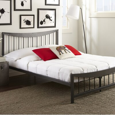 Sherrill Platform Bed Size: Twin