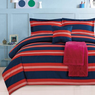 George Comforter Set Size: Twin-Xl