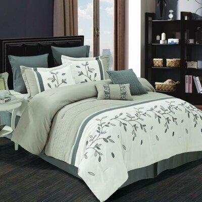 Willow Comforter Set Size: King