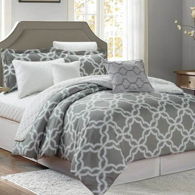 Glove 8 Piece Comforter Set BCSK20857