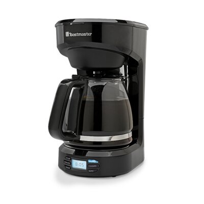 12 Cup Programmable Coffee Maker TM-121CM