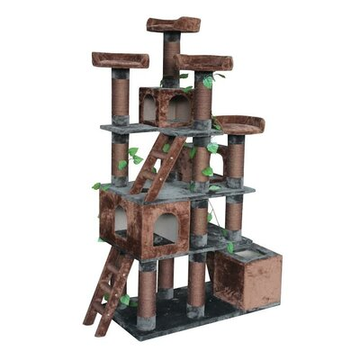Bernard 81 Big Horn Cat Tree