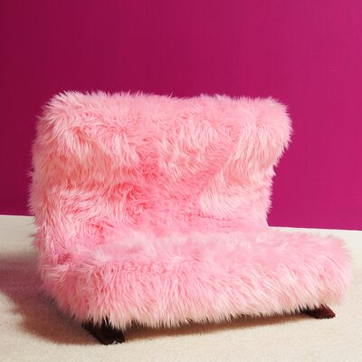 Modern Pet Bed Color: Pink