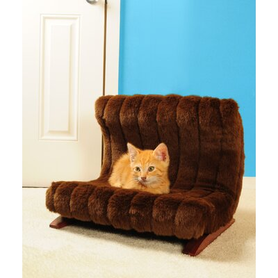 Modern Pet Bed Color: Mink