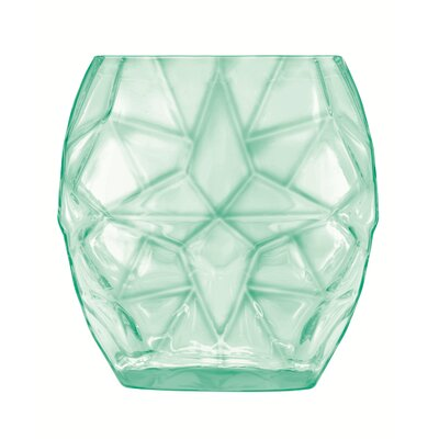 Prezioso Water Glass Color: Green 11585/01
