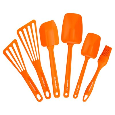 Rachael Ray Tools and Gadgets 6 Piece Utensil Set 51551