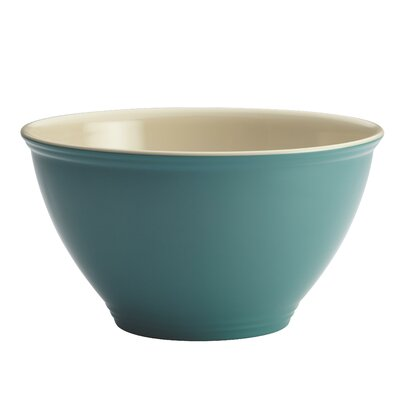 Cucina Pantryware Melamine Garbage Bowl Color: Agave Blue 51992