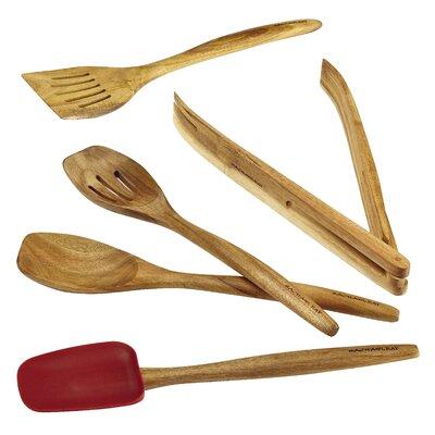 5 Piece Cucina Utensil Set 50729