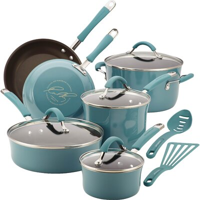 Rachael Ray Cucina 12 Piece Cookware Set 16328
