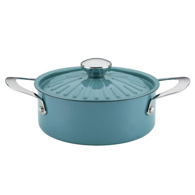 Rachael Ray Cucina Porcelain Round Casserole 16286