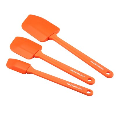 "Rachael Ray Tools and Gadgets 3 Piece ""Lil' Devils"" Spatula Set 51202"