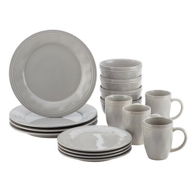 Rachael Ray 16 Piece Cucina Dinnerware Set 46297