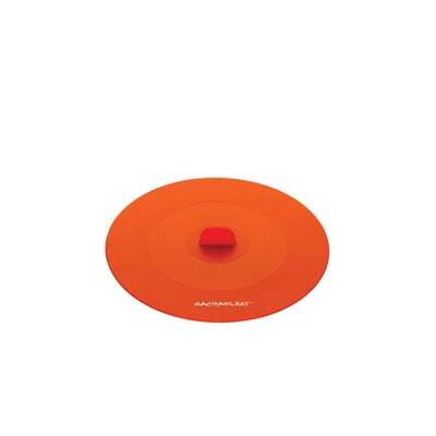 """Tools and Gadgets 11.5"""" Top This! Suction Lid (Set of 2) Color: Orange, Size: Small 56920"""