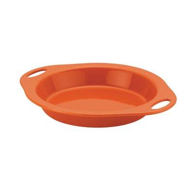 Rachael Ray Stoneware Stoneware Pie Baking Dish 58688