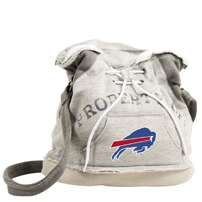 "Little Earth NFL 16"" Hoodie Travel Duffel - NFL Team: Buffalo Bills at Sears.com"