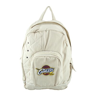 Little Earth NBA Old School Backpack - Color: Natural, NBA Team: Cleveland Cavaliers at Sears.com