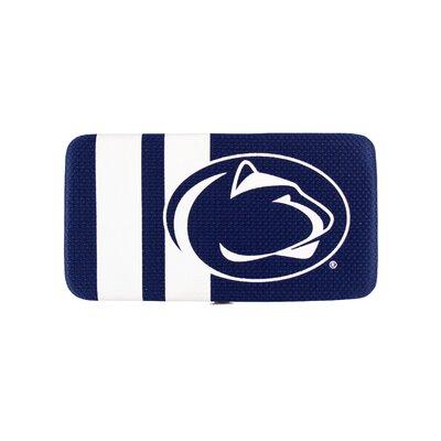 Little Earth NCAA Shell Mesh Wallet - NCAA Team: Penn State Nittany Lions