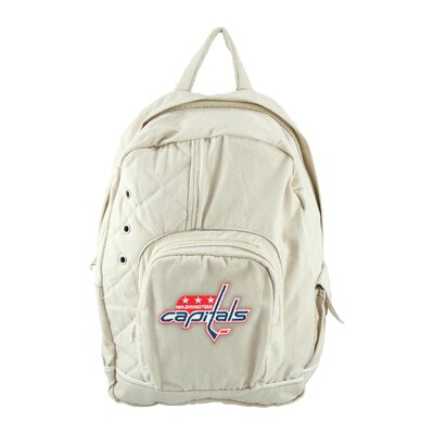 Little Earth NHL Old School Backpack - Color: Natural, NHL Team: Washington Capitals at Sears.com