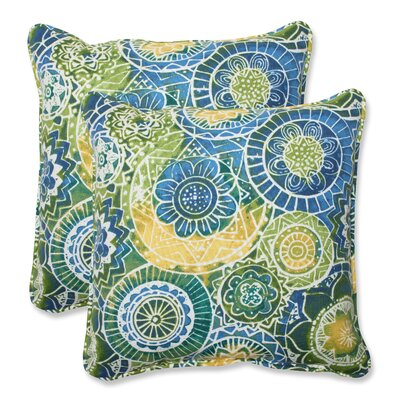 Omnia Indoor/Outdoor Throw Pillow