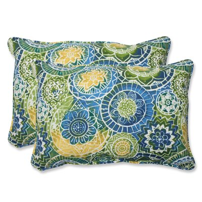 Omnia Indoor/Outdoor Throw Pillow Size: 16.5