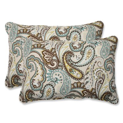 Grant Indoor/Outdoor Lumbar Pillow Size: 16.5 x 24.5