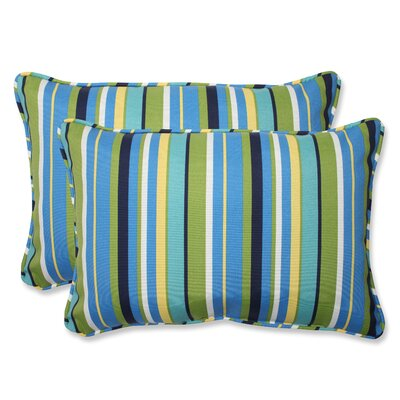 Topanga Indoor/Outdoor Lumbar Pillow Size: 16.5 x 24.5