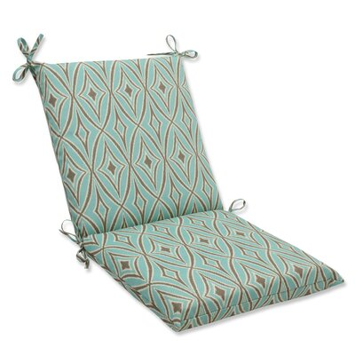 Centro Outdoor Lounge Chair Cushion Fabric: Mist