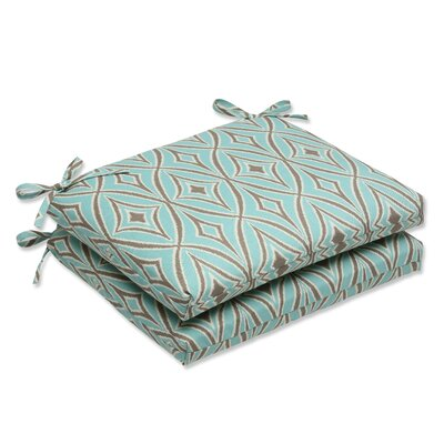 Centro Outdoor Dining Chair Cushion Fabric: Mist