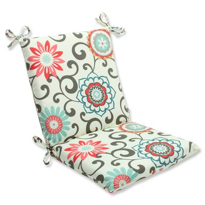 Pom Pom Play Outdoor Chair Cushion