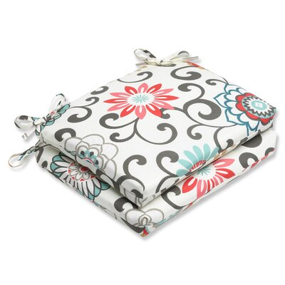 Pom Pom Play Outdoor Seat Cushion