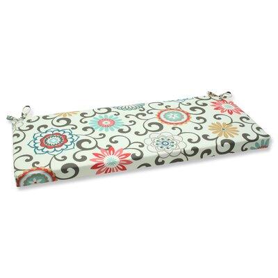 Pom Pom Play Outdoor Bench Cushion