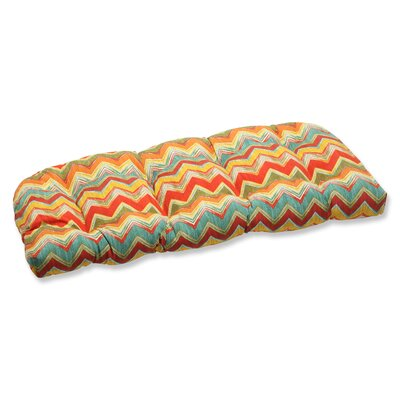 Tamarama Outdoor Loveseat Cushion Fabric: Multi
