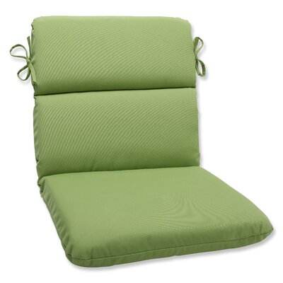 Canvas Outdoor Sunbrella Lounge Chair Cushion Fabric: Ginko