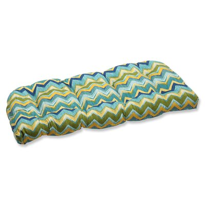 Tamarama Outdoor Loveseat Cushion Fabric: Meadow