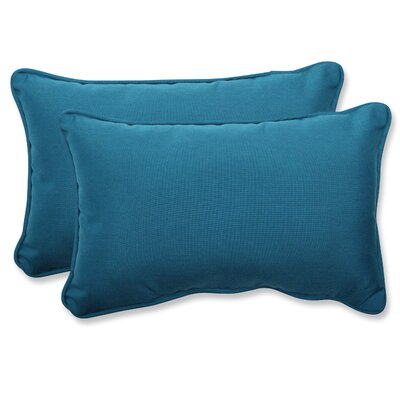 Spectrum Indoor/Outdoor Sunbrella Lumbar Pillow