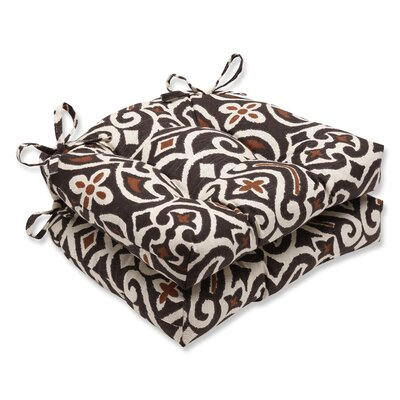 Indoor Dining Chair Cushion Fabric: New Damask