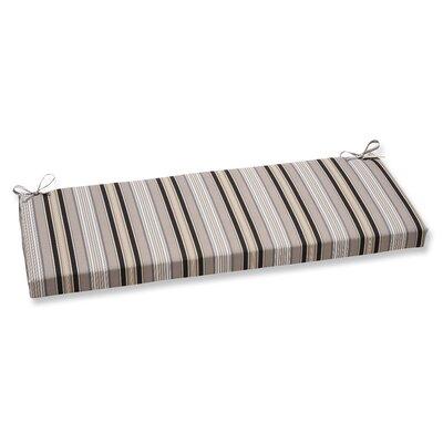 Pillow Perfect Getaway Outdoor Bench Cushion