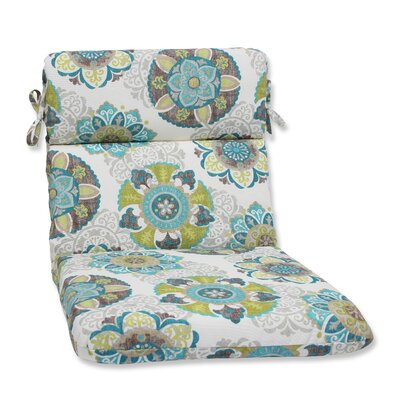 Delma Outdoor Chaise Lounge Cushion