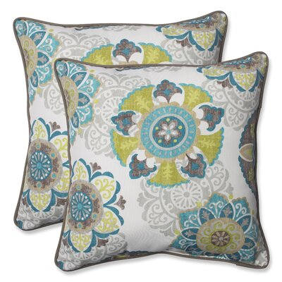 Saxon Outdoor Throw Pillow