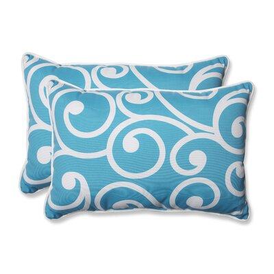 Best Indoor/Outdoor Lumbar pillow Size: 16.5 H x 24.5 W x 5 D