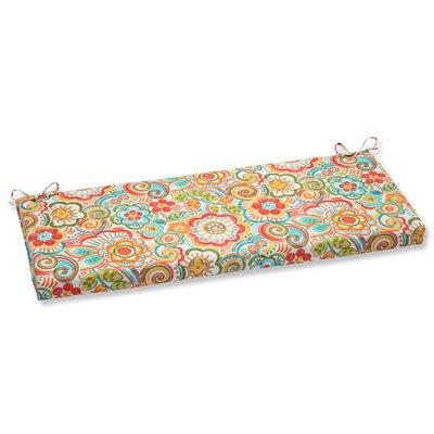 Kilroy Outdoor Bench Cushion Fabric: Carnival