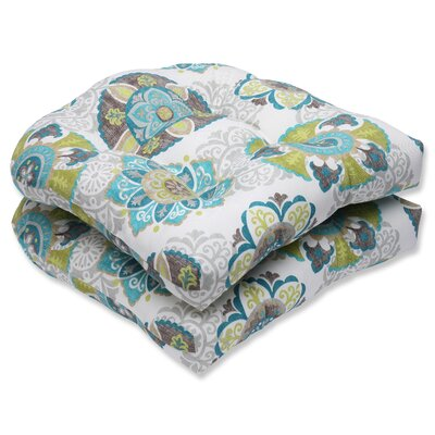 Saxon Weather Resistant Outdoor Dining Chair Cushion