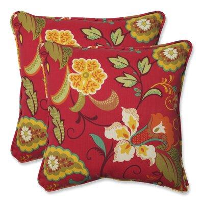 Tamariu Alfresco Valencia Outdoor Throw Pillow