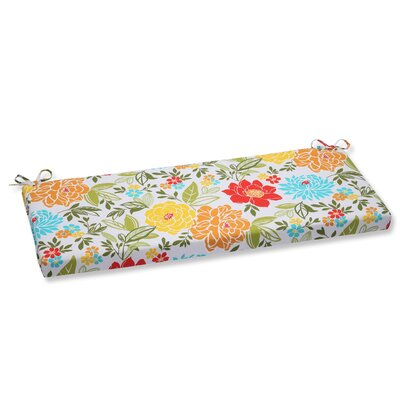 Spring Bling Outdoor Bench Cushion