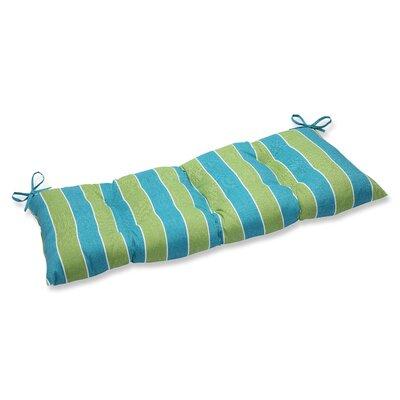 Wickenburg Outdoor Loveseat Cushion Fabric: Indigo