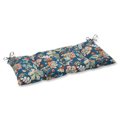 Telfair Peacock Outdoor Loveseat Cushion