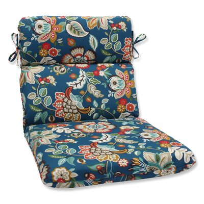 Telfair Peacock Outdoor Chaise Lounge Cushion